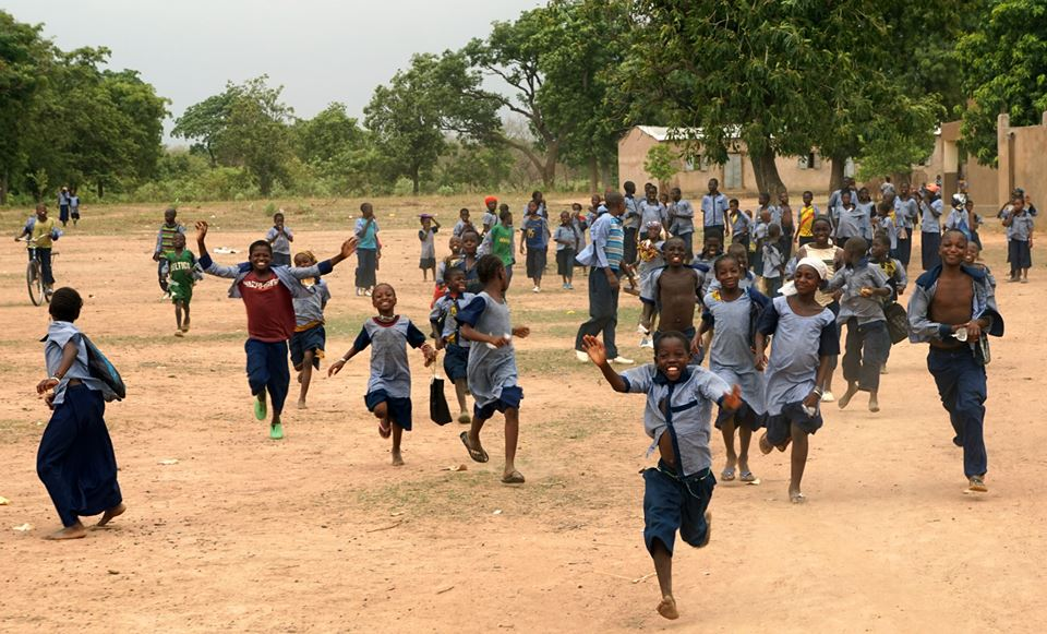 Mali Nyeta and building schools Progress in Africa10