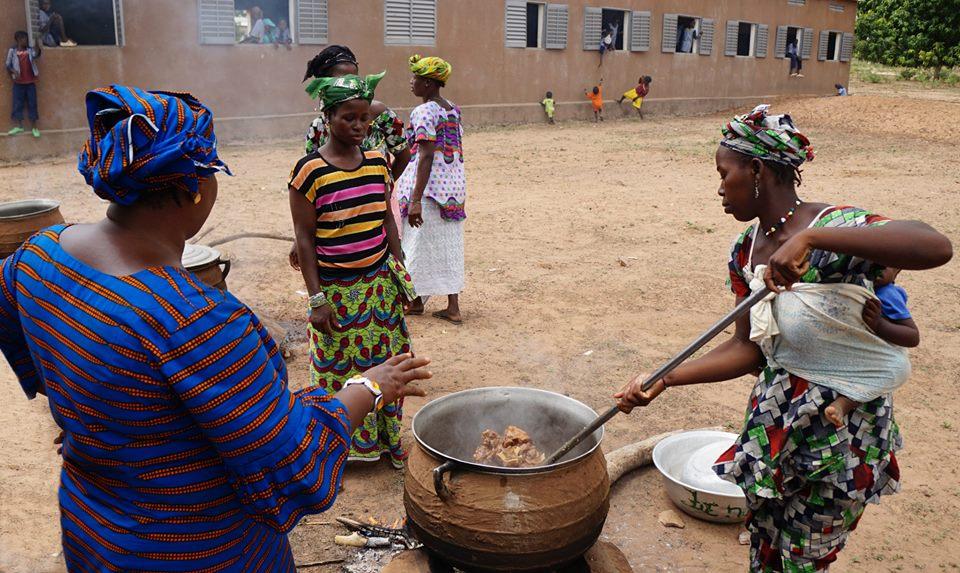 Mali Nyeta and building schools Progress in Africa11