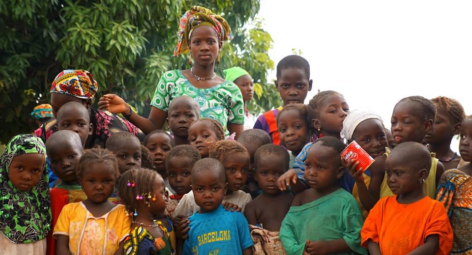 Mali Nyeta and building schools Progress in Africa13