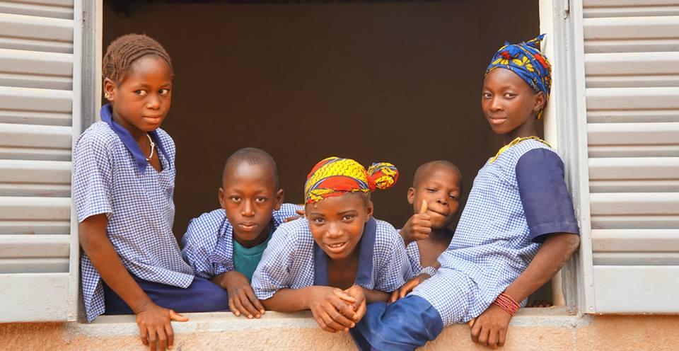 Mali Nyeta and building schools Progress in Africa14