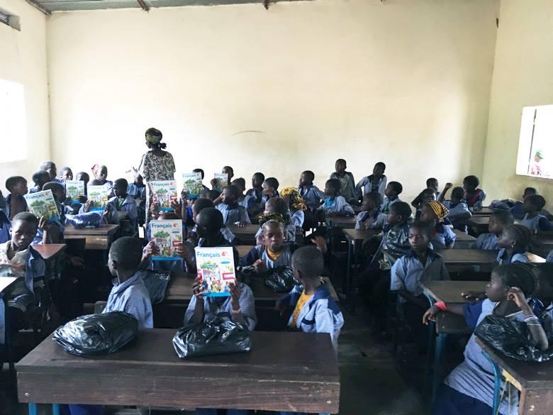 Mali Nyeta and building schools Progress in Africa15