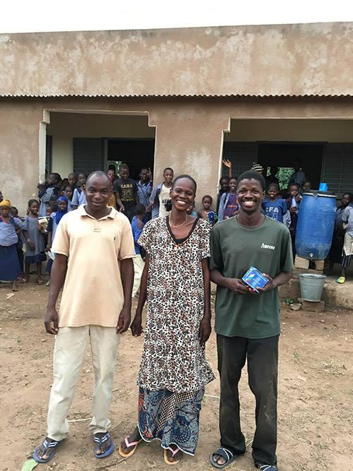 Mali Nyeta and building schools Progress in Africa16