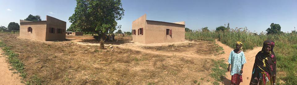 Mali Nyeta and building schools Progress in Africa17