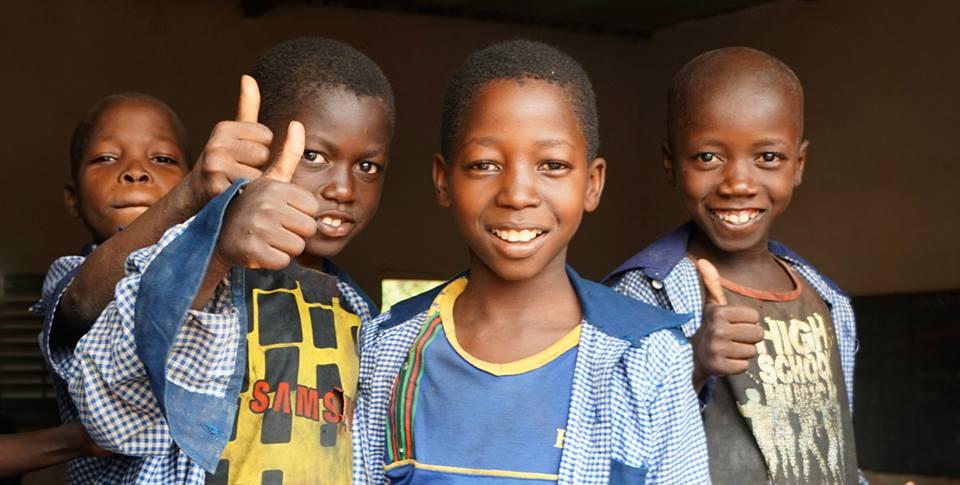 Mali Nyeta and building schools Progress in Africa18