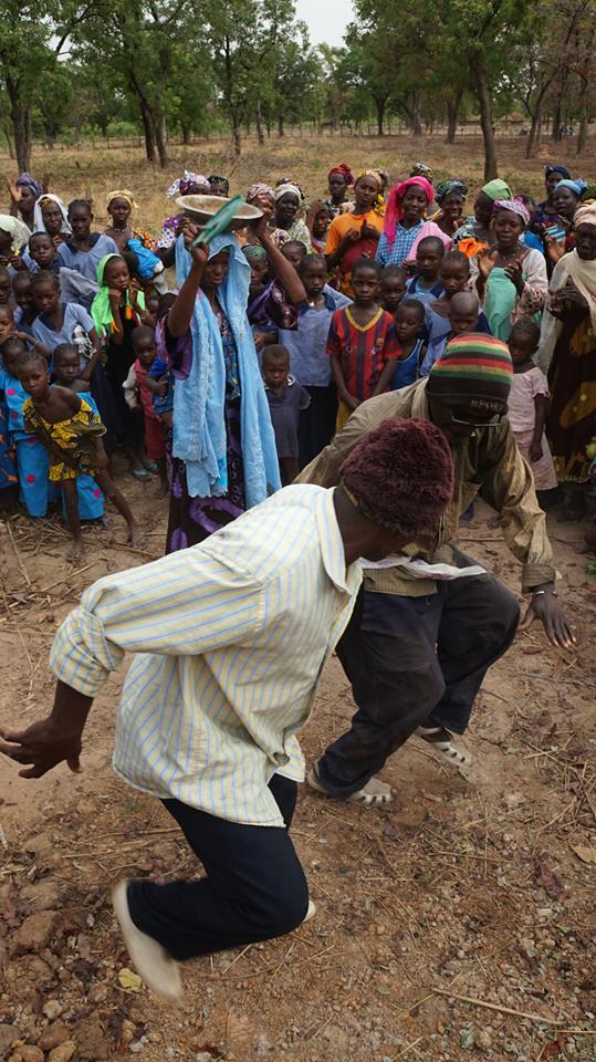Mali Nyeta and building schools Progress in Africa19
