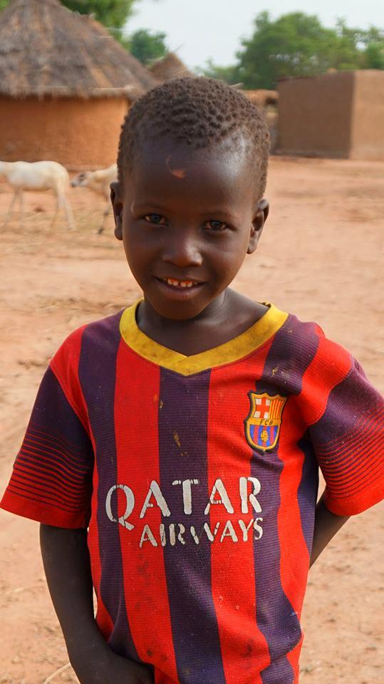 Mali Nyeta and building schools Progress in Africa2