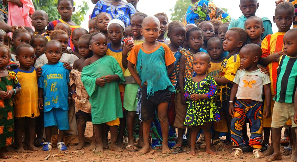 Mali Nyeta and building schools Progress in Africa21