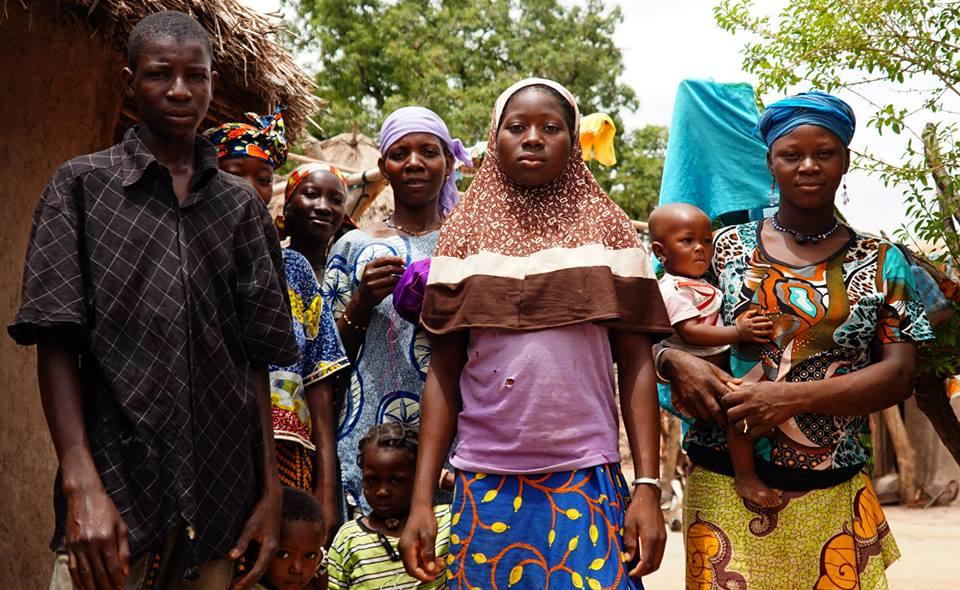 Mali Nyeta and building schools Progress in Africa22
