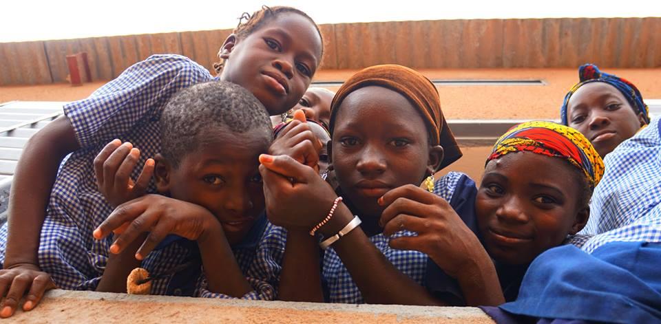 Mali Nyeta and building schools Progress in Africa25