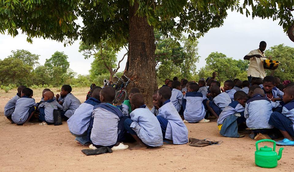 Mali Nyeta and building schools Progress in Africa29