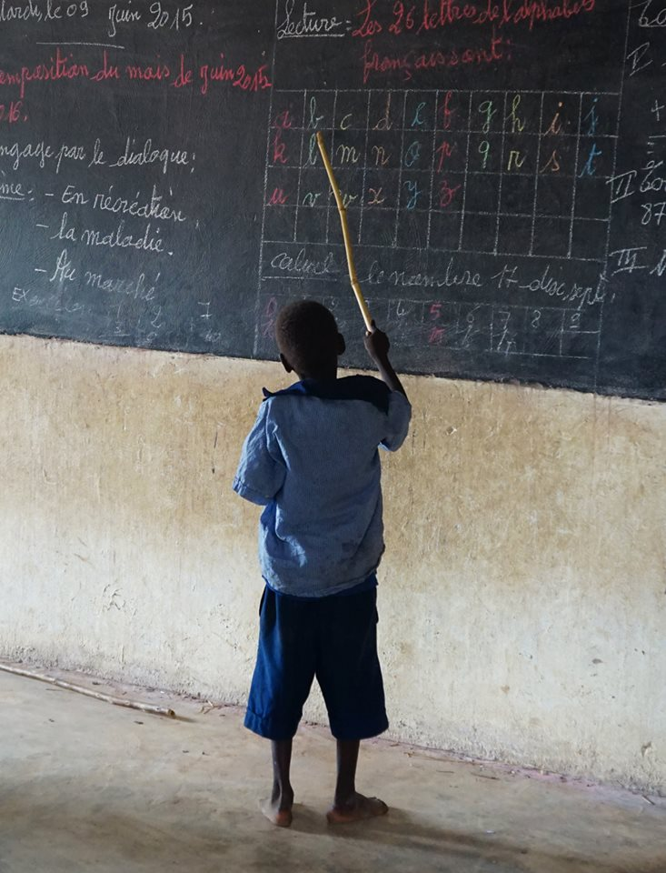 Mali Nyeta and building schools Progress in Africa30