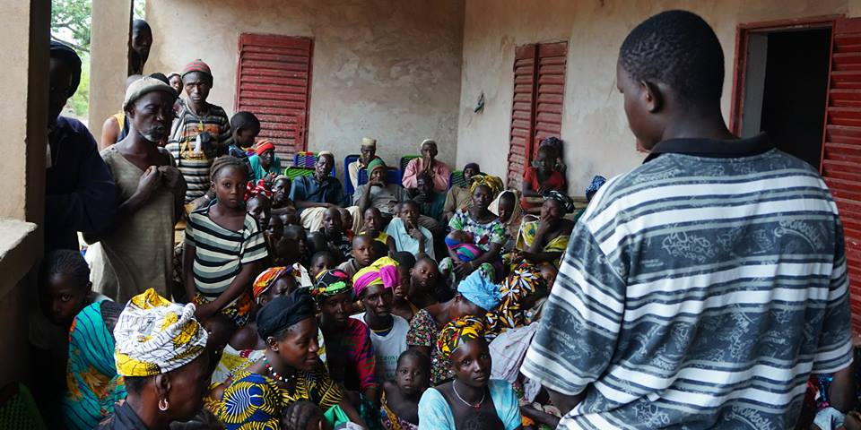 Mali Nyeta and building schools Progress in Africa4