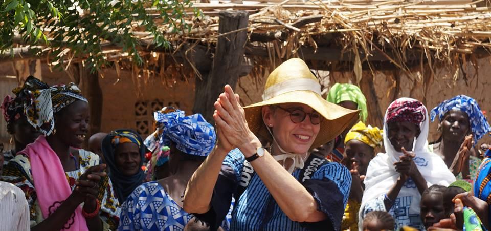Mali Nyeta and building schools Progress in Africa5