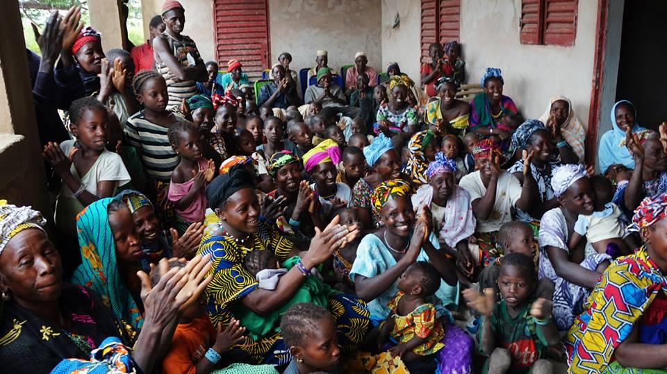 Mali Nyeta and building schools Progress in Africa6