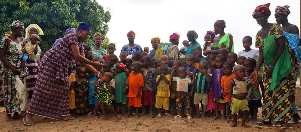 Mali Nyeta and building schools Progress in Africa7