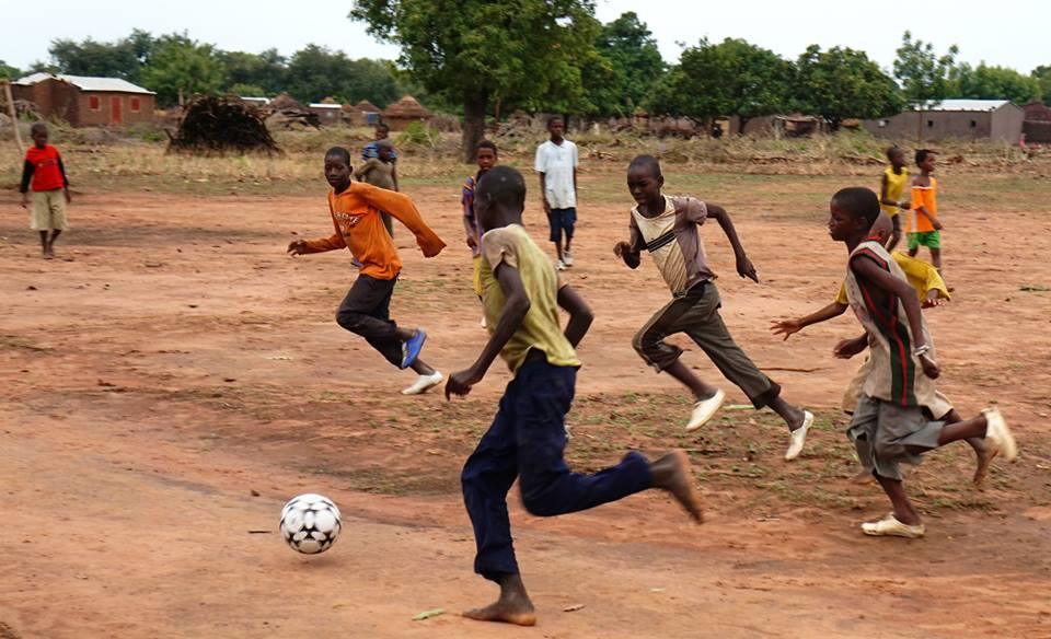 Mali Nyeta and building schools Progress in Africa8