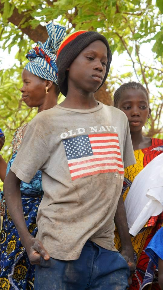 Mali Nyeta and building schools Progress in Africa9