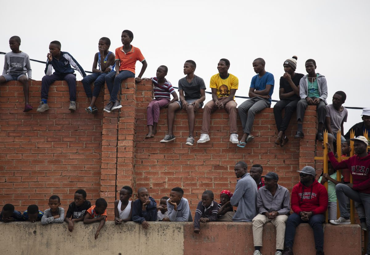 Africa,children