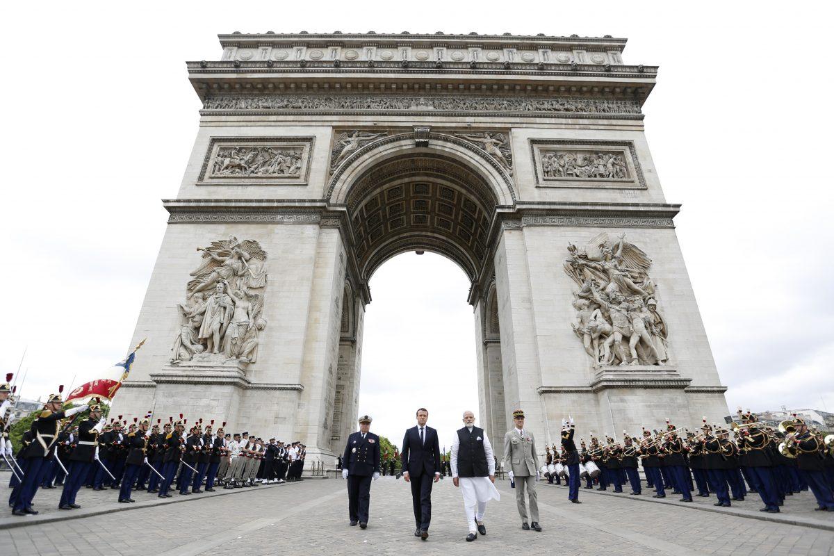 Macron,France,grandeur