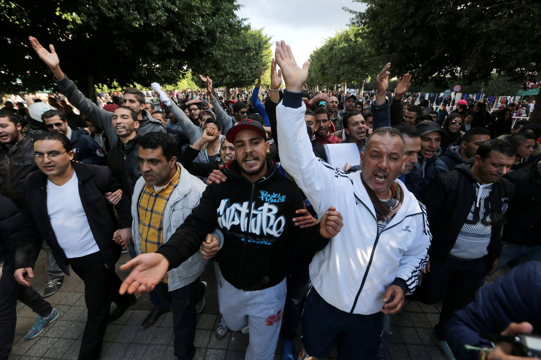 Tunisia,students,dropping out