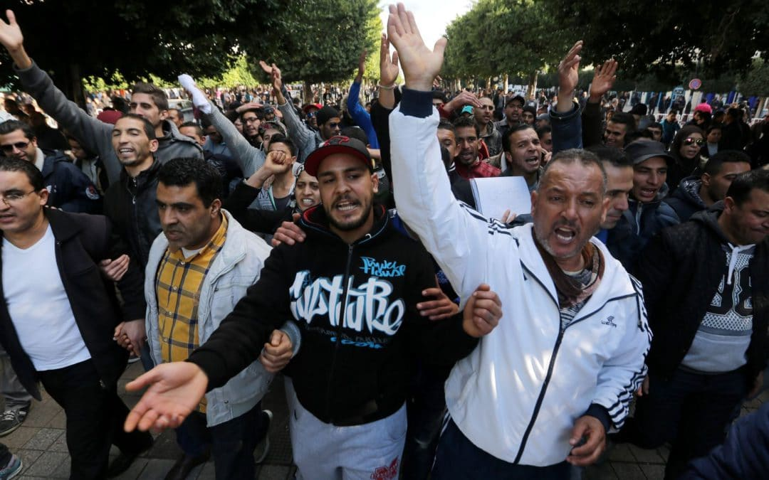 Tunisia struggles to keep students from dropping out