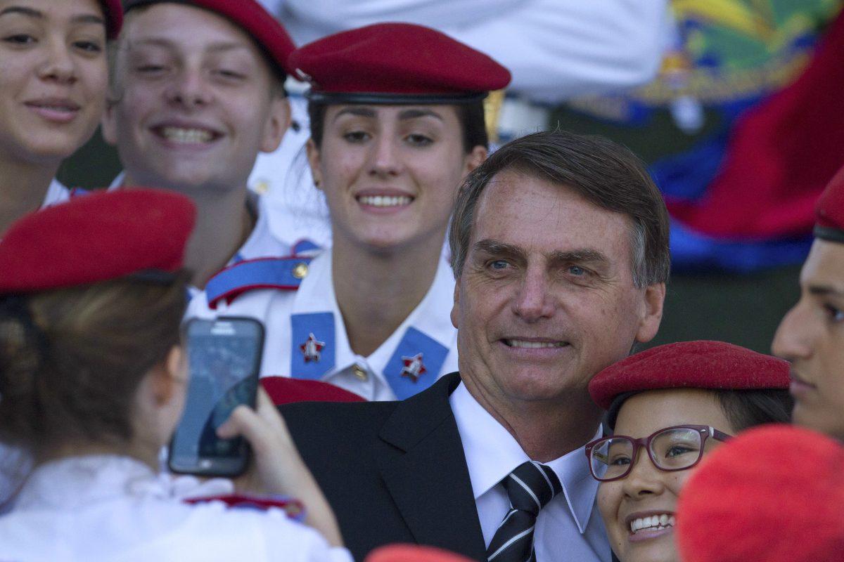 Brazil,populist