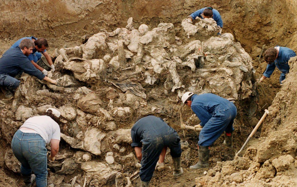 Butcher of Bosnia,Europe