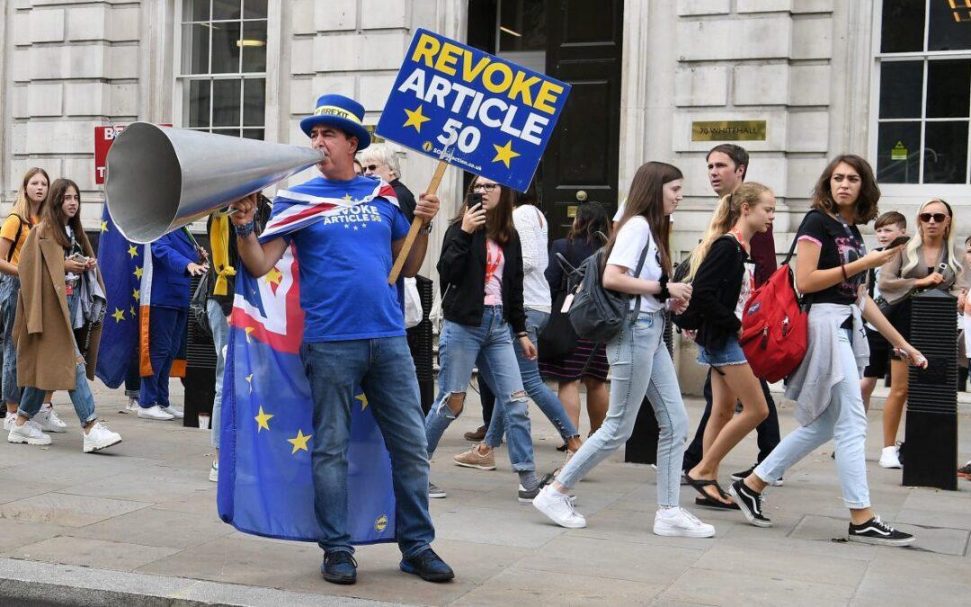 Can Boris Johnson unite the UK as it exits Europe?