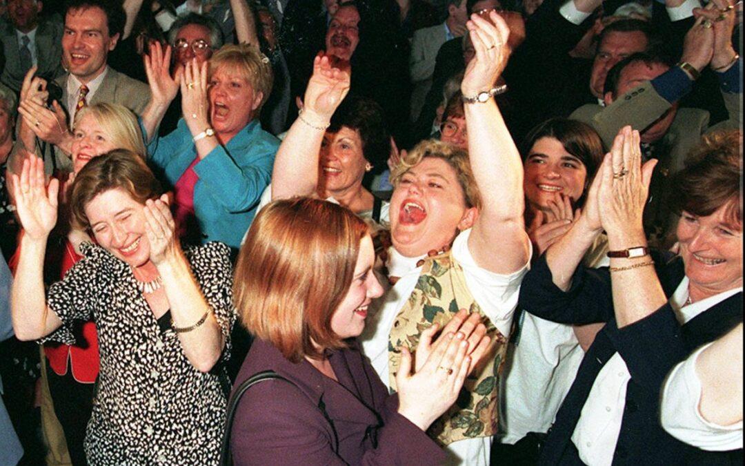 Northern Ireland: A political volcano inside Europe