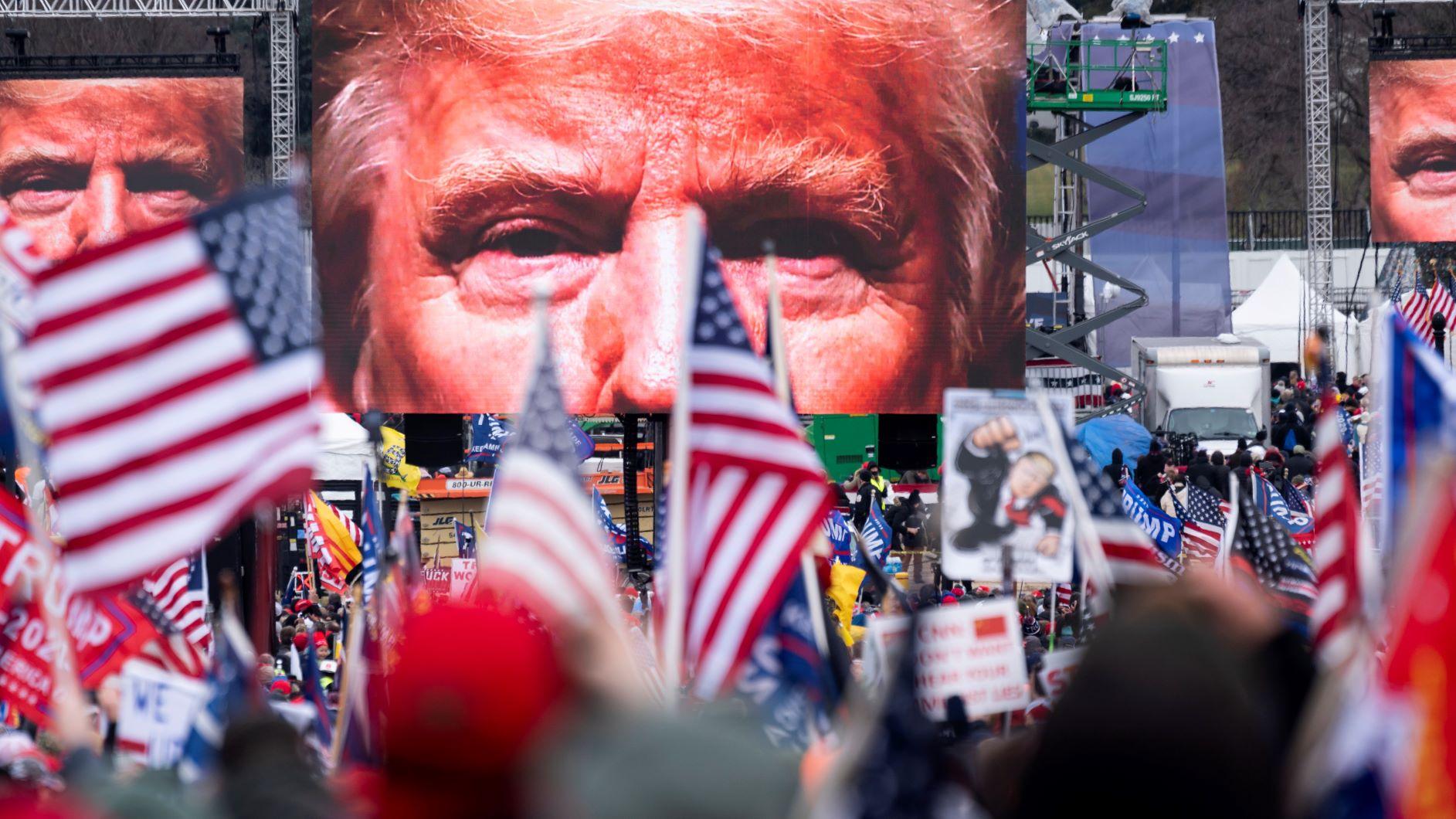 Trump,Big Lie,U.S.
