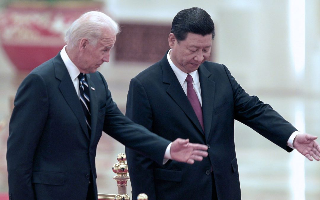 Will U.S., under Biden, seek 'primacy' against rival China?