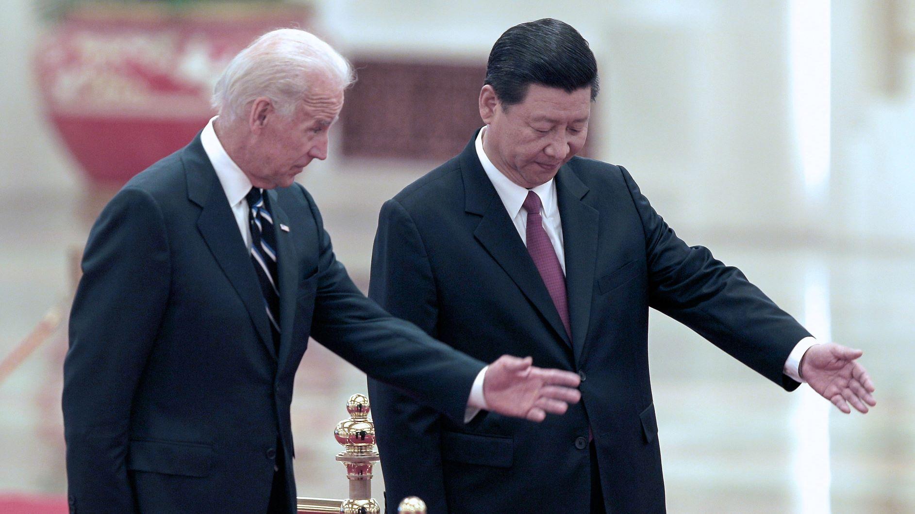 u.s.,rival,China,primacy