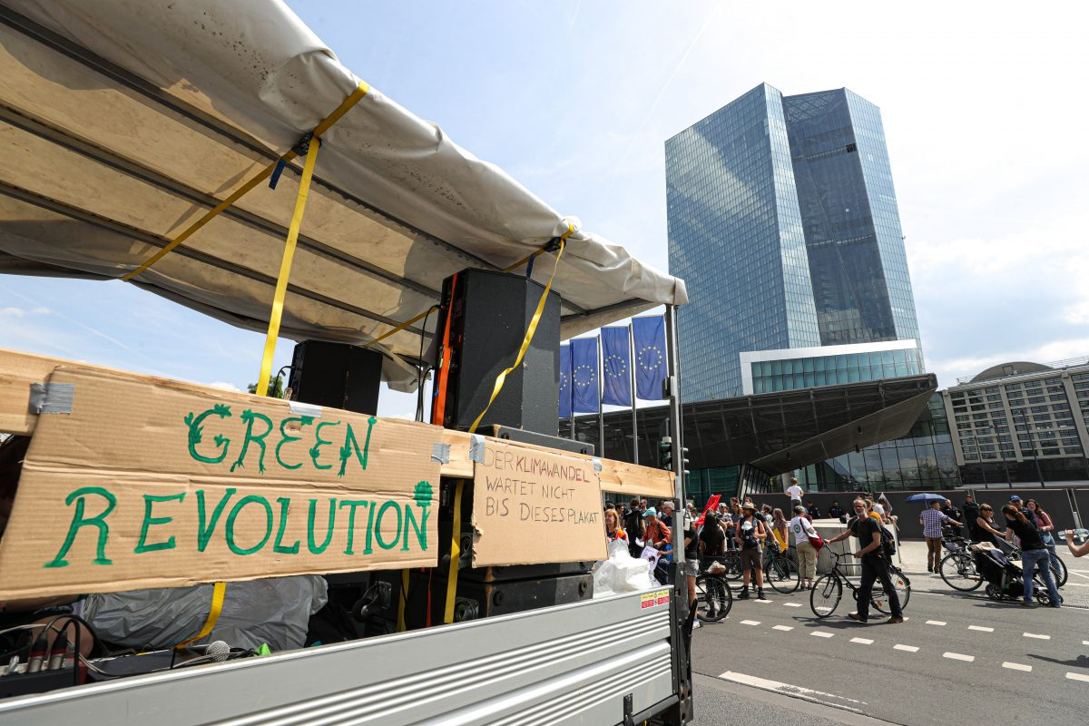 central banks,climate change