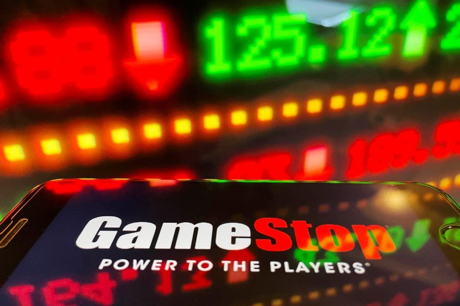 Do GameStop's wild moves portend a stock market bubble?