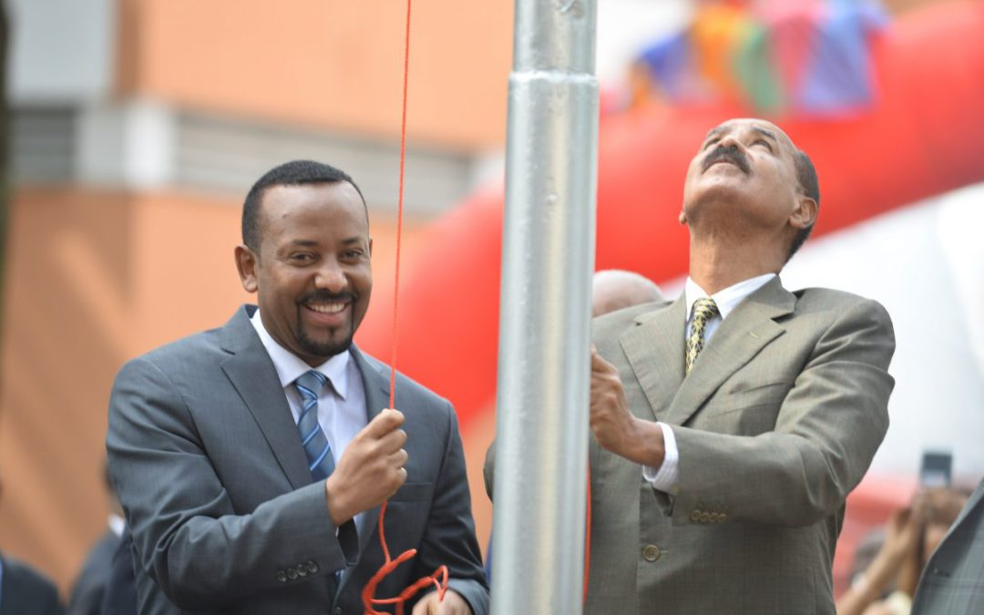 Ethiopia's Nobel winner Abiy has spurred deep change