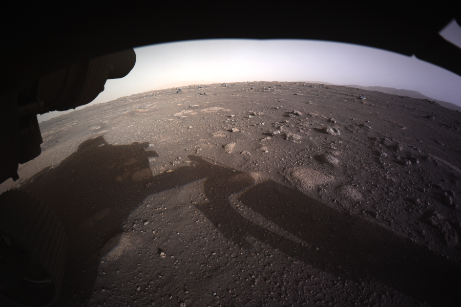 We probe Mars to grasp humankind's place in the universe