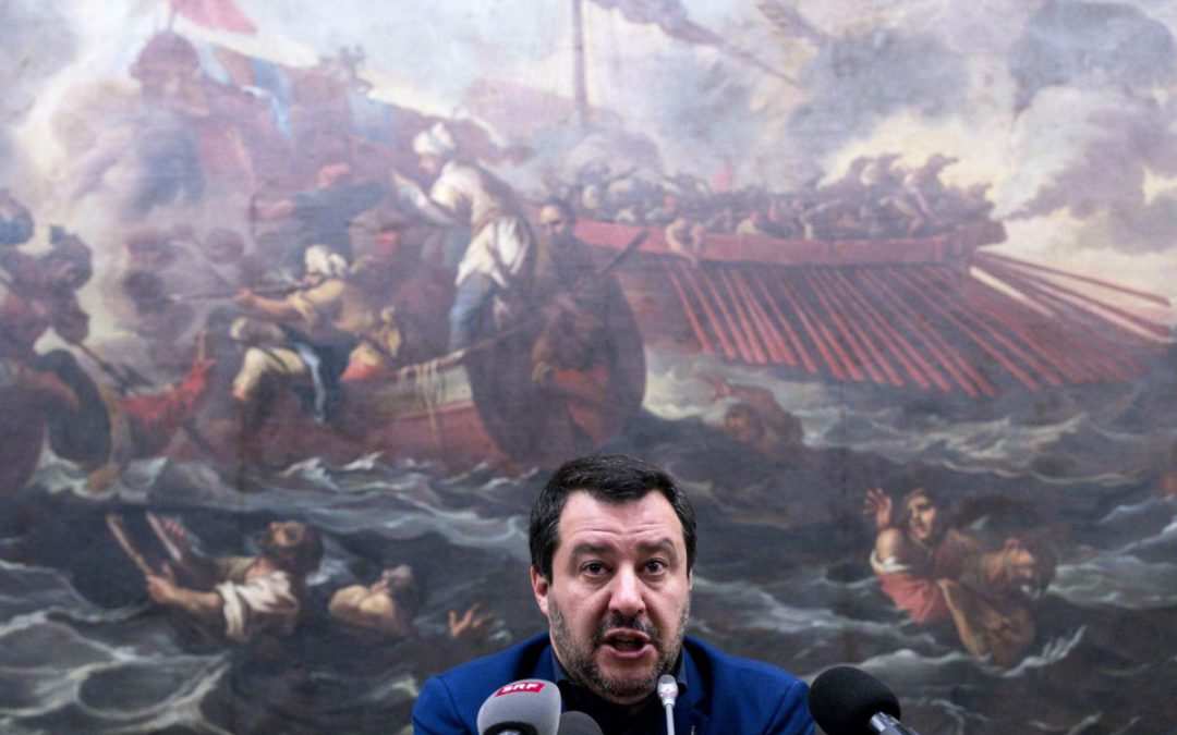 Populists run into trouble as Italy drifts