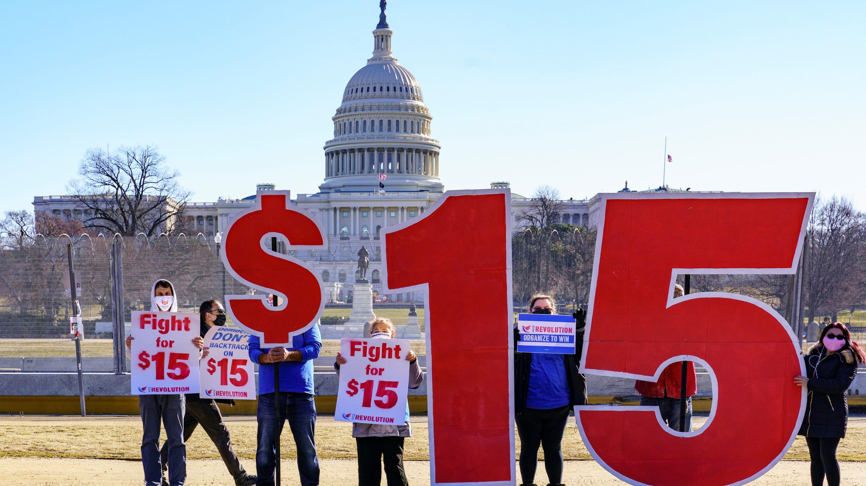 U.S.,minimum wage