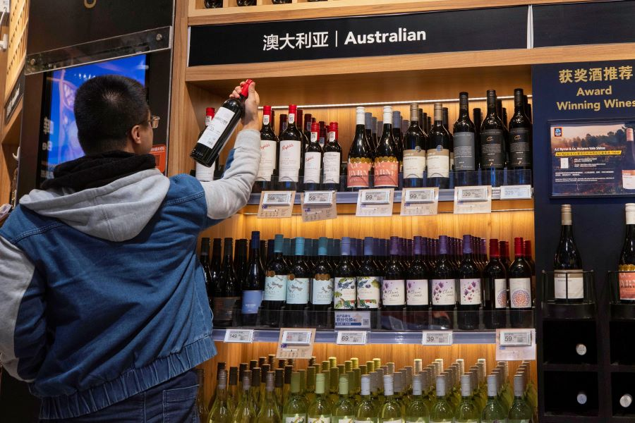 World watches as China tightens economic noose on Australia