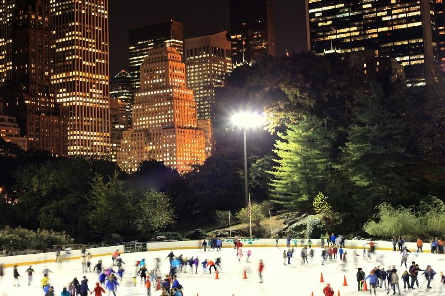 Student skater wins fight to keep New York ice rink open
