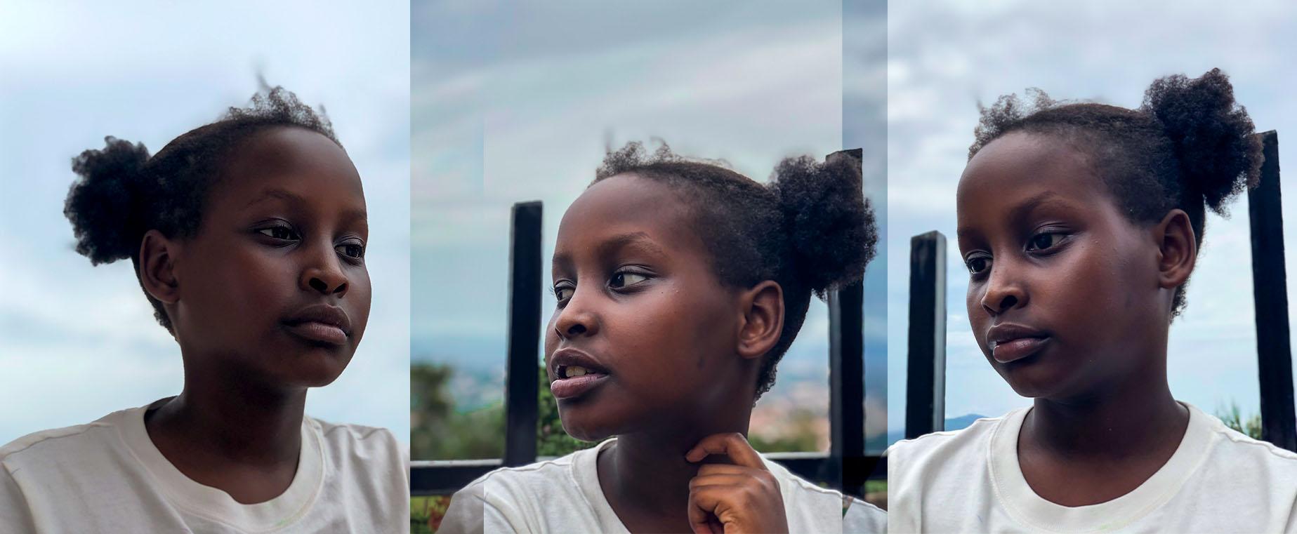 black children,Rwanda,innocence