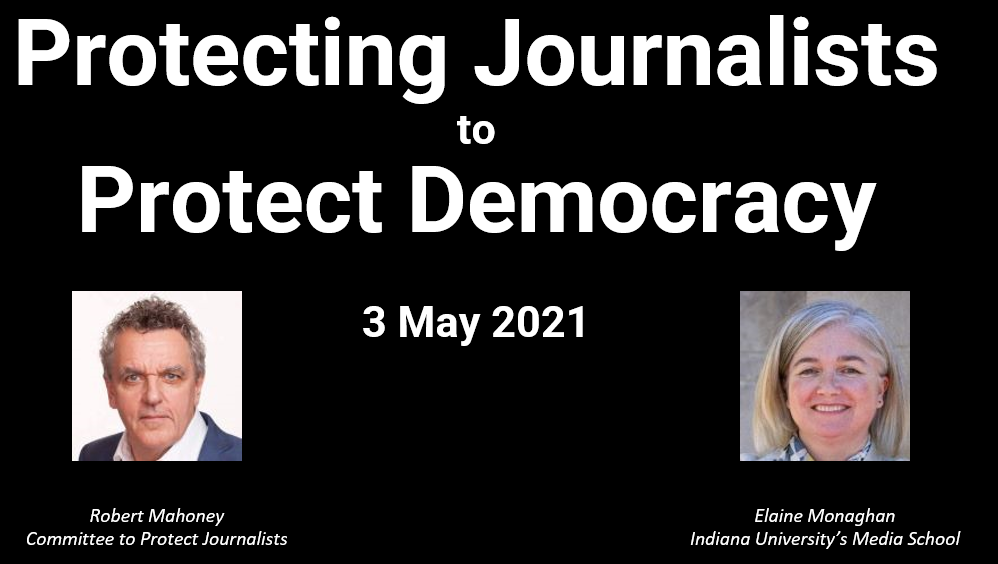 Here's how you can help protect press freedom & democracy