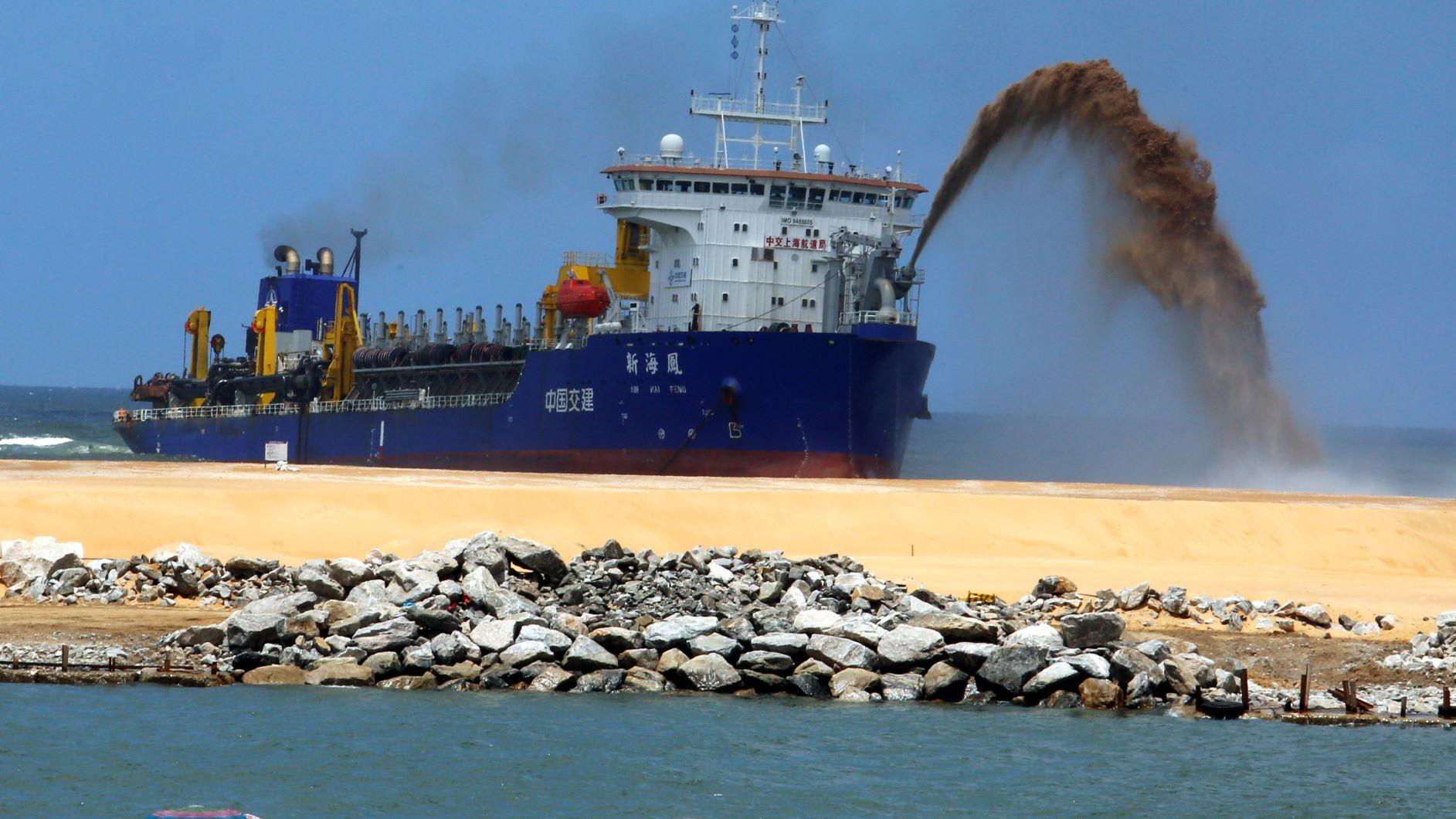 Sri Lanka,China,U.S.,India