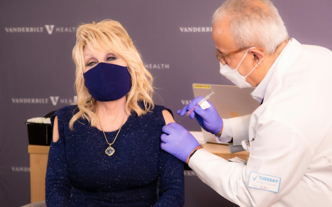 Here's how one man coaxes Americans to get their COVID shot