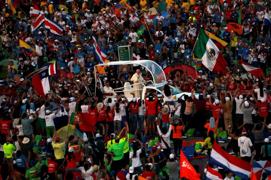 "Pope pushes ""synodality"" dialog to reform Catholic Church"