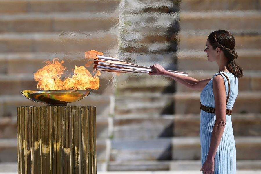 The Olympic Games: Tarnished but clinging to their ideals