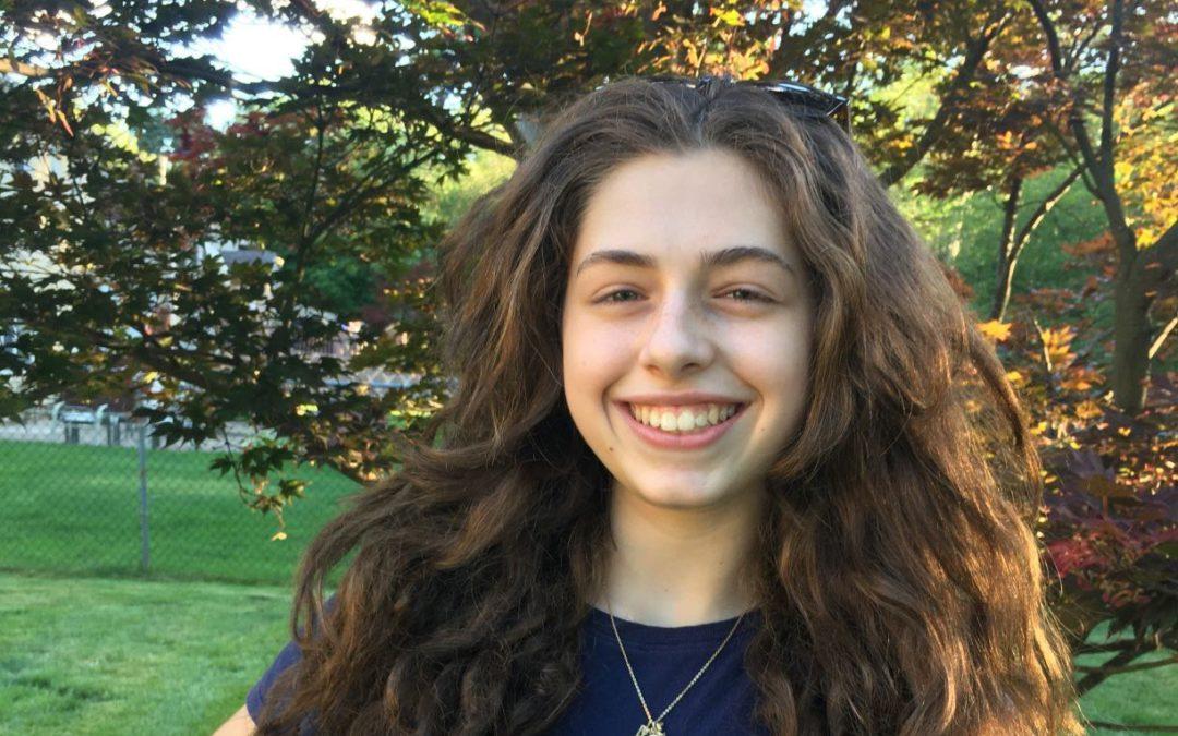 Student at News Decoder partner school attends FBI program