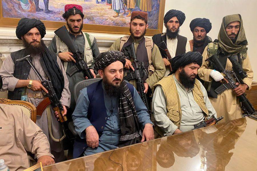 I once saw Taliban take Kabul. Recapture is Western fiasco.