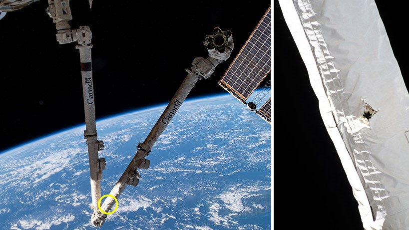 Space debris is a problem nations need to tackle now1
